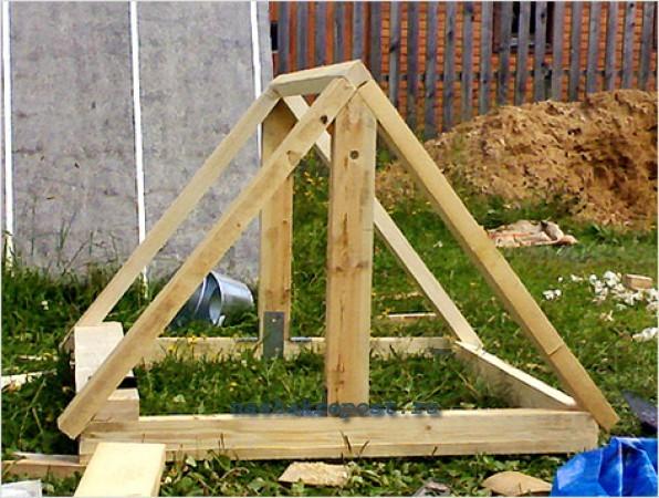 Собственноручное изготовление крышки для колодца— варианты конструкции