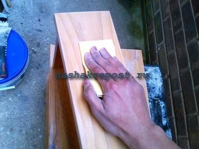 Реставрация  старой мебели: примеры пошагового выполнения