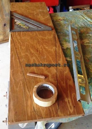 Основание для гладильной доски
