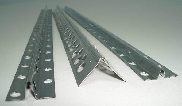 Выбор маячков для выравнивания стен, процедура штукатурки стен